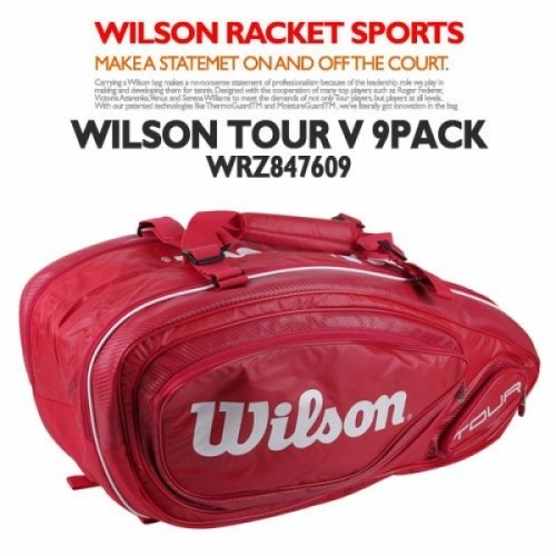 윌슨 WRZ847609 TOUR V 9PACK RD